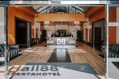 Recepción Hotel - Zenit Hall88 Studios