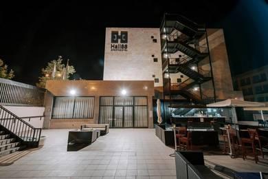 Terraza - Zenit Hall88 Studios